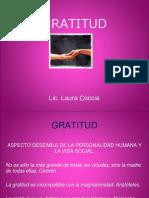PP Clase 6 - Qué Es La Gratitud (Laura Coccia)