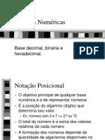 Bases Numericas