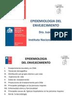 1. Epidemiología Del Envejecimiento (Dra. Juana Silva)