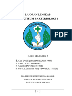 Laporan Lengkap Bakteriologi 1