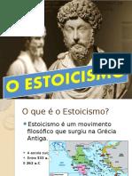 Apresentação Filosofia Estoicismo