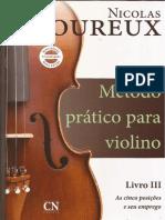 Violino Nicola Laoueux Livro