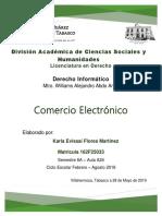 6. Derecho Informatico - Comercio Electronico