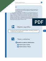 Modelos de auditoría administrativa