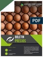 Precios Mínimos y Máximos de Huevos