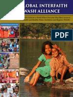 The Global Interfaith WASH Alliance