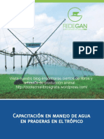 301. Capacitacion Manejo Agua