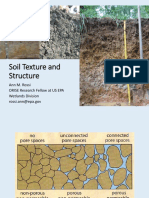 Soil Texture and Structure Rossi 071316