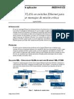 AN2014-01-ES_20140106 (1)LAN SWITCHES