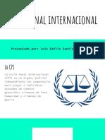 Corte Penal Interamericana