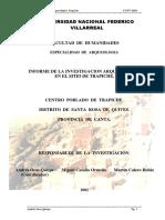 Informe PIA Trapiche 2002