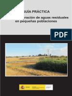 GUIA PRACTICA Para La Depuracion de Aguas Residuales en Pequena Poblaciones