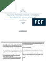 CUADRO COMPARATIVO DE LESIONES RADIOPACAS Y RADIOLUCIDAS.docx