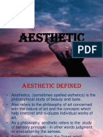 AESTHETIC-philosophy PPT REAL.pptx