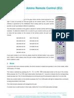 Remote Codes EU v1.2