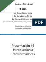 Presentacion #6 II-2018