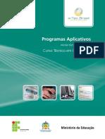 IFES-EAD TEC INFO - Programas Aplicativos