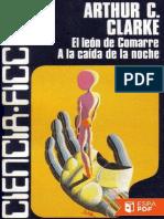 Arthur C. Clarke - El León de Comarre.pdf