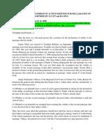 PFR Midterm Cases READ
