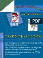 Higiene Personal (Doris Alvarez)