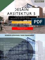 Desain Arsitektur 5 Modul 2