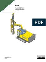9852 2728 05 Operator's Instructions FlexiROC T35,T40