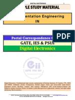 Digital Instrumentaion GATE IES PSU Study Materials
