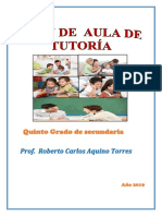 Plan de Tutoria  5°2019.docx