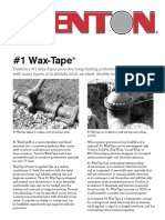 0 Trenton 1 Wax Tape