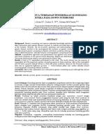 Jurnal Penelitian - Konseling Genetika