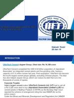 Deal anlysis _ Ultratch Cement _Jaypee Group.pptx