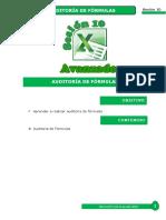 10 Auditoría de Formularios