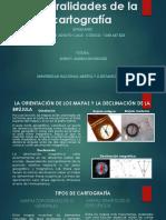 Tarea 6 - Generalidades de La Cartografía