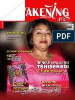 Awakening Africa Magazine (September edition)