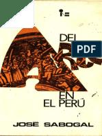 José Sabogal libro