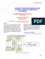 gas turbine engine optimization