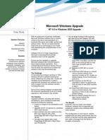 CaseStudy_MS Windows Upgrade