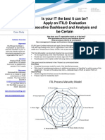 CaseStudy ITIL Evaluation