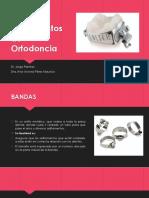 Aditamentos de Ortodoncia