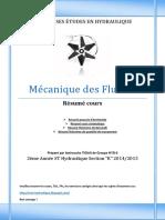 Résumé Cours MDF2