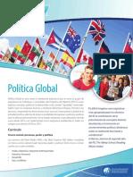 Política Global Guia