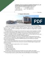 Hangzhou Chenrui Air Separator Installation Manufacture CO., Ltd
