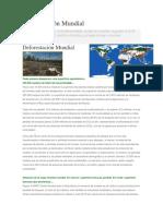 Deforestación-Mundial