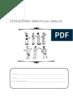 Guía de investigación personajes griegos 3ero b