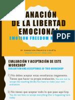 Sanacion y Liberacion Emocional (ESP-EnG)