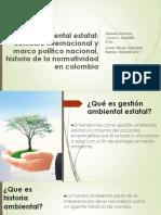 Gestión ambiental estatal1