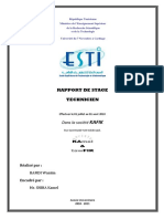Rapport de Stage1