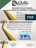 MERCADOS FINANCIEROS, MERCADOS DE DINERO Y CAPITAL.pptx