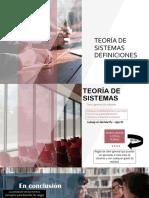 TEORÍA DE SISTEMAS definiciones.pptx