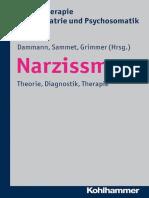 Narzissmus · Theorie, Diagnostik, Therapie